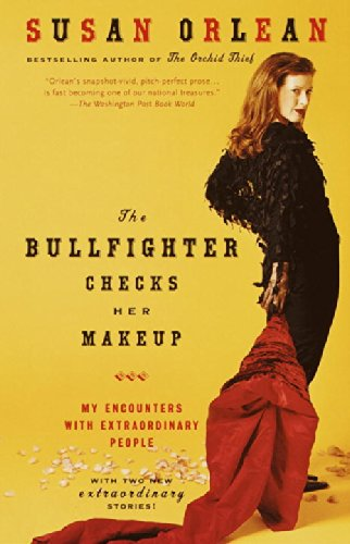 The Bullfighter Checks Her Makeup copy
