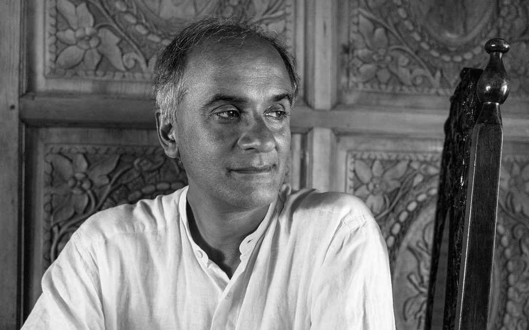 Bestselling author Pico Iyer is new keynote for 2018 North Words